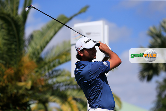 Jason Day (AUS) during the 1st round at the WGC Cadillac Championship, Blue Monster, Trump National Doral, Doral, Florida, USA<br /> Picture: Fran Caffrey / Golffile