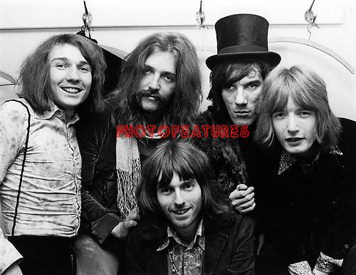 Savoy Brown Band 1968<br /> © Chris Walter