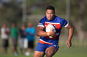 Joseph Ikenasio.Counties Manukau Premier Club Rugby game between Ardmore Marist and Weymouth, played at Bruce Pulman Park on May 14th 2016. Ardmore Marist won the game 43 - 7 after leading 17 - 0 at halftime. Photo by Richard Spranger.