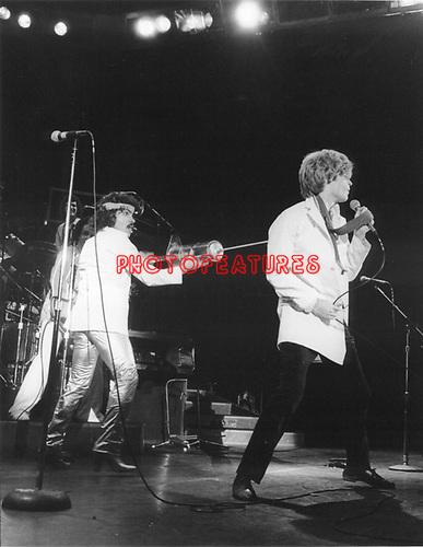 Hall & Oates 1977 Daryl Hall & John Oates .© Chris Walter.