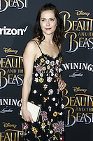 www.acepixs.com<br /> <br /> March 2 2017, LA<br /> <br /> Katie Aselton arriving at the premiere of Disney's 'Beauty And The Beast' at the El Capitan Theatre on March 2, 2017 in Los Angeles, California.<br /> <br /> By Line: Famous/ACE Pictures<br /> <br /> <br /> ACE Pictures Inc<br /> Tel: 6467670430<br /> Email: info@acepixs.com<br /> www.acepixs.com
