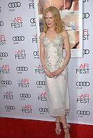 LOS ANGELES, CA. November 11, 2016: Actress Nicole Kidman at premiere of &quot;Lion&quot;, part of the AFI Fest 2016, at the TCL Chinese Theatre, Hollywood.<br /> Picture: Paul Smith/Featureflash/SilverHub 0208 004 5359/ 07711 972644 Editors@silverhubmedia.com