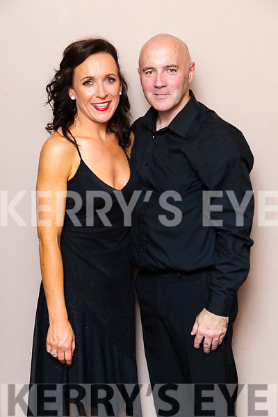 Martina Lawless (Manor West Hotel) and Colm Lynch (Slatterys Travel)  Dancers at the John Mitchels GAA 'Strictly Come Dancing' at Ballygarry House Hotel on Sunday night.