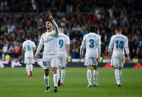 Real Madrid's Vitolo celebrates goal and UD Las Palmas'  during La Liga match. November 5,2017. (ALTERPHOTOS/Inma Garcia)