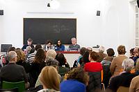 Zadig en madrid, conversación LA DEMOCRACIA AMENAZADA