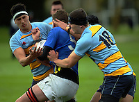 160902 Top Four Boys Rugby Semifinal - MAGS v Southland BHS