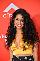 LOS ANGELES, CA. January 28, 2019: Kausar Mohammed at the US premiere of &quot;What Men Want!&quot; at the Regency Village Theatre, Westwood.<br /> Picture: Paul Smith/Featureflash
