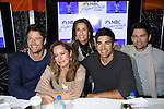 "Days of our Lives cast - James Scott, Crystal Chappell, Kristian Alfonso,  Eddie Campbell and Galen Gering at a book signing for ""Days Of Our Lives: A celebration in Photos - 45 years"" on February 25, 2011 at the NBC Experience Store, Rockefeller Center, New York City, New York. (Photo by Sue Coflin/Max Photos)"