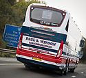 16/10/18<br /> <br /> Coach provider, Sn-ap partner with Winson Coaches, Loughbourgh.<br /> <br /> All Rights Reserved, F Stop Press Ltd. (0)1335 344240 +44 (0)7765 242650  www.fstoppress.com rod@fstoppress.com