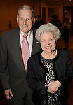 Mike Cullinan and Susie Bace at the Touchdown for TEACH gala at the River Oaks Country Club Tuesday Nov. 10, 2015.(Dave Rossman photo)
