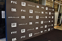 "LOS ANGELES - APRIL 24: Atmosphere at a red carpet FYC event and panel for FOX's ""The Orville"" at the Pickford Center for Motion Picture Study Linwood Dunn Theater on April 24, 2019 in Los Angeles, California. (Photo by Vince Bucci/Fox/PictureGroup)"
