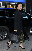 NEW YORK, NY- February 14: Julia Louis-Dreyfus at Good Morning America in New York City on February 14, 2020. <br /> CAP/MPI/RW<br /> ©RW/MPI/Capital Pictures