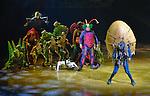 OVO - Cirque du Soleil at the Von Braun Center Propst Arena. (Bob Gathany/bgathany@AL.com)