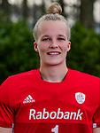 HOUTEN - keeper Anne Veenendaal .   selectie Nederlands damesteam voor Pro League wedstrijden.       COPYRIGHT KOEN SUYK