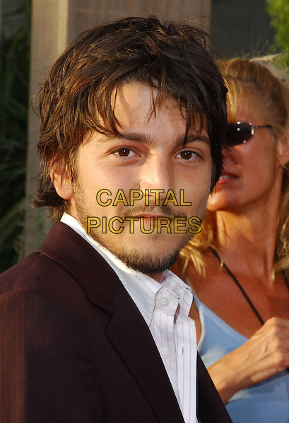DIEGO LUNA.Open Range LA Film Premiere at the Arclight Cinerama Dome in Hollywood..www.capitalpictures.com.sales@capitalpictures.com.©Capital Pictures..headshot, portrait