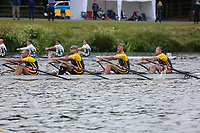 Race: 176  Event: D 4x-  Final<br /> <br /> British Rowing Masters Championships 2018<br /> Saturday<br /> <br /> To purchase this photo, or to see pricing information for Prints and Downloads, click the blue 'Add to Cart' button at the top-right of the page.