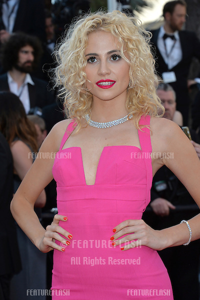 Pixie Lott at the gala premiere of &quot;From the Land of the Moon&quot; (&quot;Mal de Pierres&quot;) at the 69th Festival de Cannes.<br /> May 15, 2016  Cannes, France<br /> Picture: Paul Smith / Featureflash