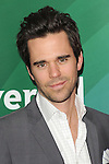 David Walton arriving at the NBCUniversal Winter Press Tour 2014, held at the Langham Huntington Hotel in Pasadena, Ca. January 19, 2014.
