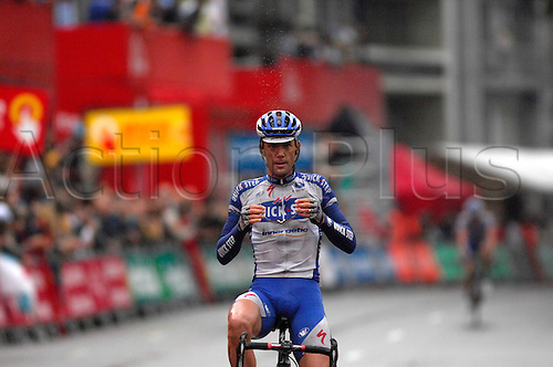 1st September 2009, Vuelta a Espana, Stage 4 Venlo - Liegi, Quick Step, Velo Marco, Liegi. Photo: Stefano Sirotti/ActionPlus.