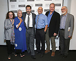 "Maryann Plunket, Tyne Daly, David Staller, Tom Viola, Jay O. Sanders, Simon Jones attends the Opening Night of The Gingold Theatrical Group production of Bernard Shaw's ""Caesar & Cleopatra"" at Theatre Row Theatre on September 24, 2019 in New York City."