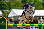 Day 5. Royal Windsor Horse Show. Windsor. Berkshire. UK.Rolex Grand Prix.CSI5*. Bertram Allen riding Hector Van D'Abdijhoeve. IRL.13/05/2018. ~ MANDATORY Credit Elli  Birch/Sportinpictures - NO UNAUTHORISED USE - 07837 394578