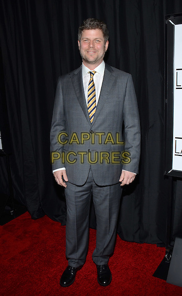 10 January 2015 - Century City, California - Adam Stockhausen. The 40th Annual Los Angeles Film Critics Association Awards held at InterContinental Los Angeles. <br /> CAP/ADM/TW<br /> &copy;Tonya Wise/AdMedia/Capital Pictures