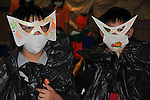 Halloween Party at a Taiwanese Cram School (Bushiban)