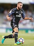 Real Madrid's Daniel Carvajal during La Liga match. August 21,2016. (ALTERPHOTOS/Acero)