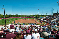 Softball vs South Carolina during Super Bulldog Weekend<br />  (photo by Beth Wynn / &copy; Mississippi State University)