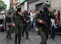 Levantamiento Militar y Ciudadano en Venezuela contra Maduro, 30-04-2019