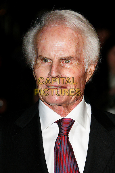 "RICHARD ZANUCK  .""Sweeney Todd: The Demon Barber of Fleet Street"" European film premiere, Odeon cinema, Leicester Square, London, England..January 10th, 2008 .headshot portrait .CAP/DAR.©Darwin/Capital Pictures"