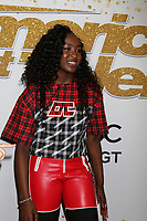 """Flau'jae<br /> at the """"America's Got Talent"""" Season 13 Live Show Red Carpet, Dolby Theater, Hollywood, CA 08-14-18<br /> David Edwards/DailyCeleb.com 818-249-4998"""