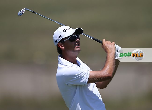 Jake Roos (RSA) shoots a 65 (-10) during Round Two and is in contention at The Tshwane Open 2014 at the Els (Copperleaf) Golf Club, City of Tshwane, Pretoria, South Africa. Picture:  David Lloyd / www.golffile.ie
