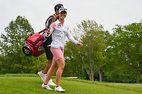 Nuria Iturrioz (ESP) heads down 3 during the round 2 of the KPMG Women's PGA Championship, Hazeltine National, Chaska, Minnesota, USA. 6/21/2019.<br /> Picture: Golffile | Ken Murray<br /> <br /> <br /> All photo usage must carry mandatory copyright credit (© Golffile | Ken Murray)
