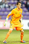 Real Valladolid's Pau Torres during La Liga Second Division match. March 11,2017. (ALTERPHOTOS/Acero)