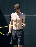 ANDY MURRAY (GBR)<br /> Tennis - Sony Open - ATP-WTA -  Miami -  2014  - USA  -  19 March 2014. <br /> &copy; AMN IMAGES