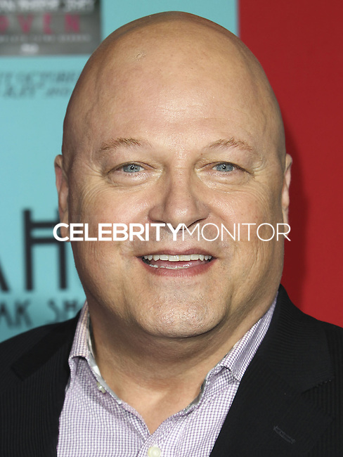 HOLLYWOOD, LOS ANGELES, CA, USA - OCTOBER 05: Michael Chiklis arrives at the Los Angeles Premiere Screening Of FX's 'American Horror Story: Freak Show' held at the TCL Chinese Theatre on October 5, 2014 in Hollywood, Los Angeles, California, United States. (Photo by Celebrity Monitor)