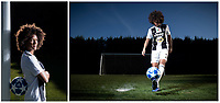 | Sara Gama - Football player - Juventus Women and Italian National Team captain |<br /> client: Sportweek magazine - On assignment for Getty Images