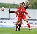 21/08/2010   Copyright  Pic : James Stewart.sct_jsp002_falkirk_v_stirling_alb  .:: TAM SCOBBIE CHALLENGES GORDON SMITH :: .James Stewart Photography 19 Carronlea Drive, Falkirk. FK2 8DN      Vat Reg No. 607 6932 25.Telephone      : +44 (0)1324 570291 .Mobile              : +44 (0)7721 416997.E-mail  :  jim@jspa.co.uk.If you require further information then contact Jim Stewart on any of the numbers above.........