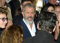 04 November 2017 - Westwood, California - MEL GIBSON. &quot;Daddy's Home 2&quot; Los Angeles Premiere held at Regency Village Theatre. <br /> CAP/ADM/BB<br /> &copy;BB/ADM/Capital Pictures