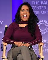"HOLLYWOOD, CA - MARCH 17: Penny Johnson Jerald at the PaleyFest 2018 - ""The Orville"" panel at the Dolby Theatre on March 17, 2018 in Hollywood, California. (Photo by Scott Kirkland/Fox/PictureGroup)"