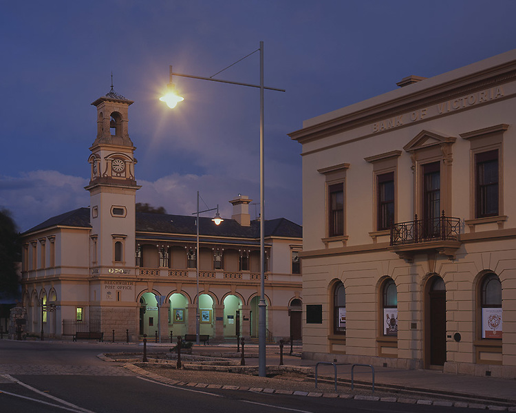 Beechworth Gold Bank & Post Office
