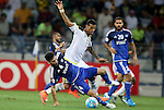 AL NASR (UAE) vs AL ITTIHAD (KSA) during the 2016 AFC Champions League Group A Match Day 4 on 06 April 2016 at the Al Maktoum Stadium in Dubai, UAE. Photo by Stringer / Lagardere Sports