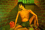 PAINTING of GENOCIDE VICTIM (1)