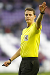 Spanish referee Medie Jimenez during La Liga Second Division match. March 11,2017. (ALTERPHOTOS/Acero)