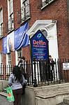 Delfin English school, city of Dublin, Ireland, Irish Republic