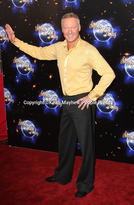 London - 'Strictly Come Dancing' Launch Event at BBC Studios, London - September 7th 2011..Photo by Keith Mayhew