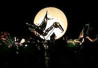 Nederland Amsterdam 2017-01-14 . Amsterdam Light Festival. Naast de reguliere wandel –en vaarroute van het Amsterdam Light Festival zullen er dit jaar een aantal projecten in Amsterdam Noord worden ontwikkeld. 'Speed of Light', een project door Caspar Noyons, is hier één van. The Speed of Light Parade. De grote lichtjesparade van Pretvormer in Amsterdam Noord.  Foto Berlinda van Dam / Hollandse Hoogte