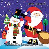 Alfredo, CHRISTMAS SANTA, SNOWMAN, WEIHNACHTSMÄNNER, SCHNEEMÄNNER, PAPÁ NOEL, MUÑECOS DE NIEVE, paintings+++++,BRTOXX11574,#x#