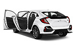 Car images of 2020 Honda Civic-Hatchback Sport-Touring 5 Door Hatchback Doors